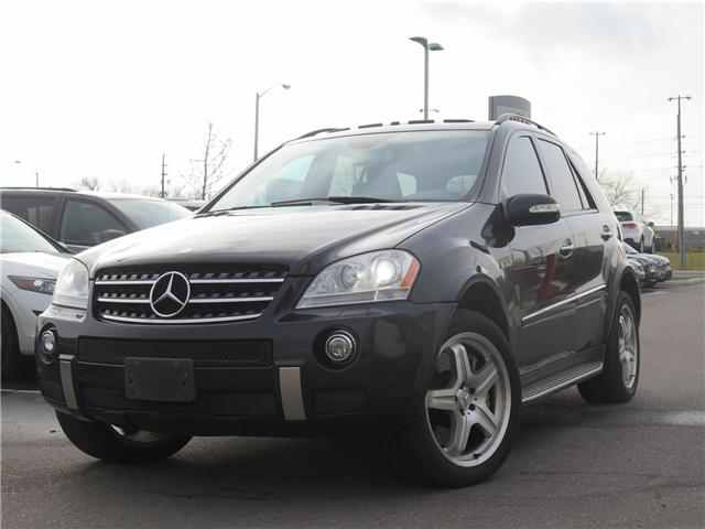 2007 Mercedes-Benz M-Class Base (Stk: ML63) in Scarborough - Image 1 of 17
