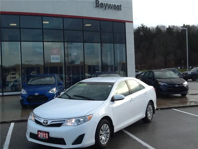 2013 Toyota Camry LE (Stk: p16019) in Owen Sound - Image 2 of 14