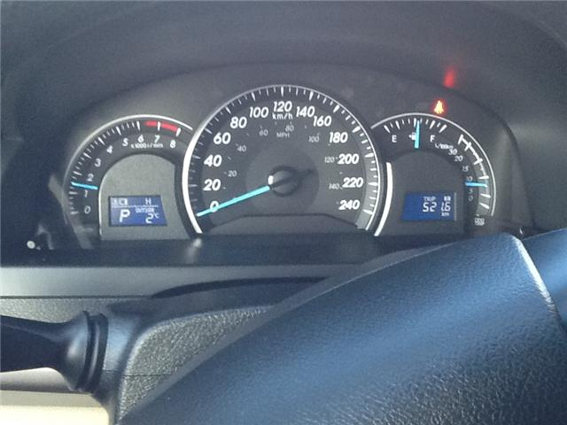 2013 Toyota Camry LE (Stk: p16019) in Owen Sound - Image 12 of 14