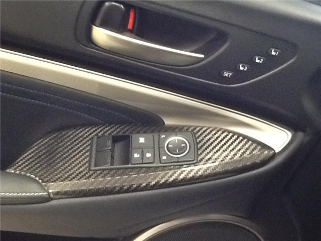 2015 Lexus RC F Base (Stk: ) in Owen Sound - Image 12 of 13
