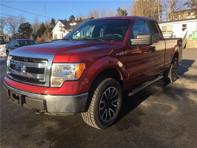 2013 Ford F-150 XLT (Stk: -) in Middle Sackville - Image 1 of 7