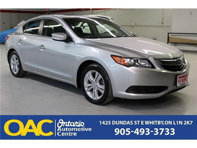 2013 Acura ILX Base (Stk: 02727J) in WHITBY, - Image 1 of 16