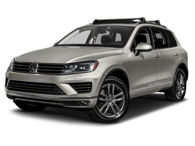 2017 Volkswagen Touareg 3.6L Sportline (Stk: VWKS3814) in Richmond - Image 1 of 10