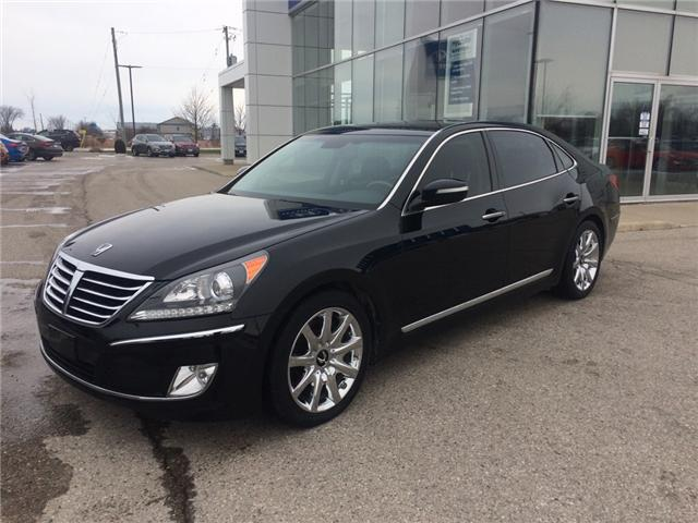 2013 Hyundai Equus Signature (Stk: 130583) in Goderich - Image 1 of 21
