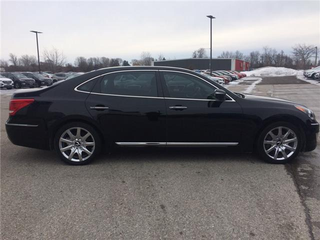 2013 Hyundai Equus Signature (Stk: 130583) in Goderich - Image 6 of 21