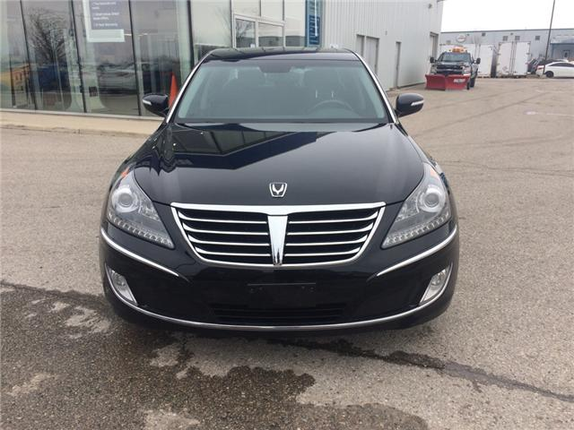 2013 Hyundai Equus Signature (Stk: 130583) in Goderich - Image 8 of 21