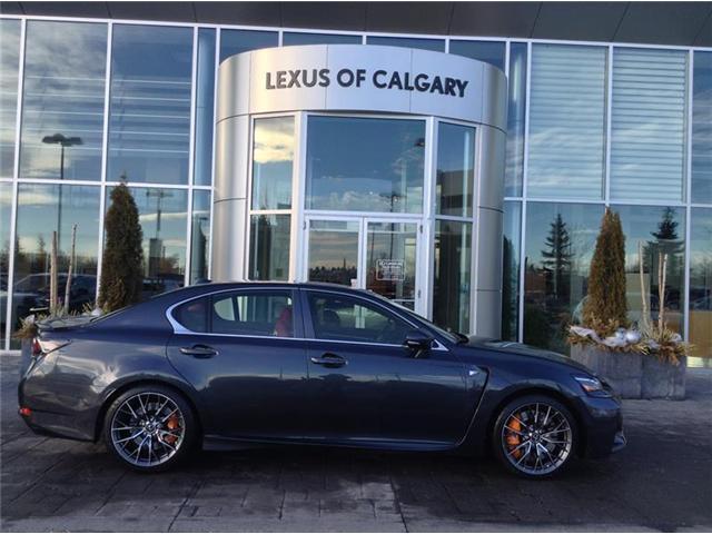 2017 Lexus GS F Base (Stk: 170212) in Calgary - Image 1 of 4