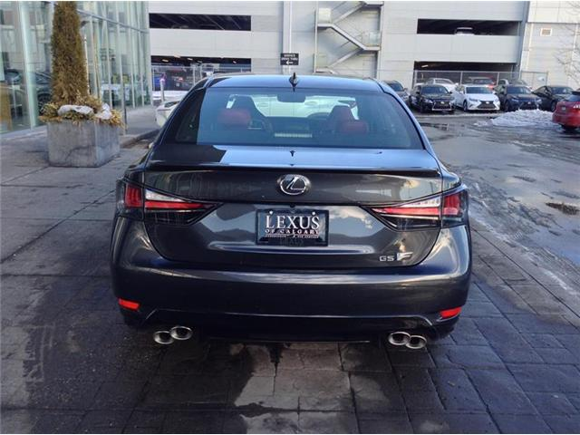 2017 Lexus GS F Base (Stk: 170212) in Calgary - Image 2 of 4