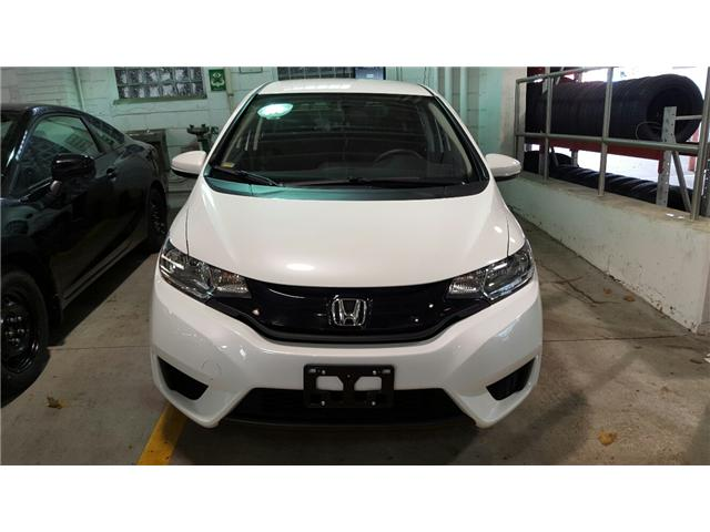 2018 Honda Fit LX (Stk: G1810) in Toronto - Image 1 of 3