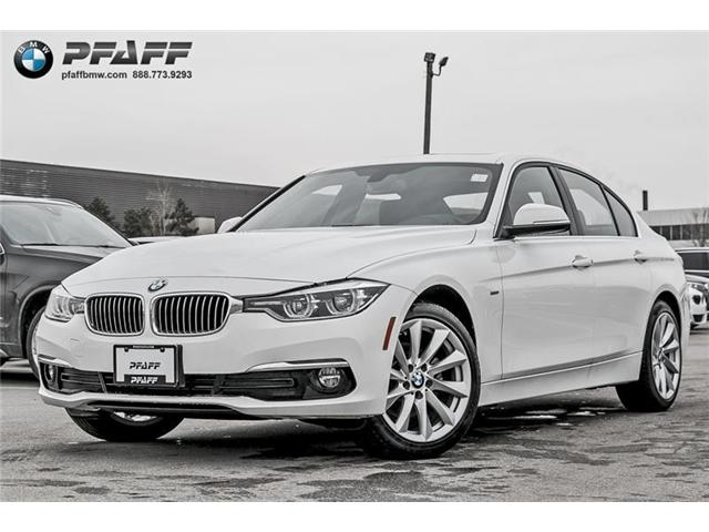 2016 BMW 328d xDrive (Stk: 17190PR) in Mississauga - Image 1 of 18
