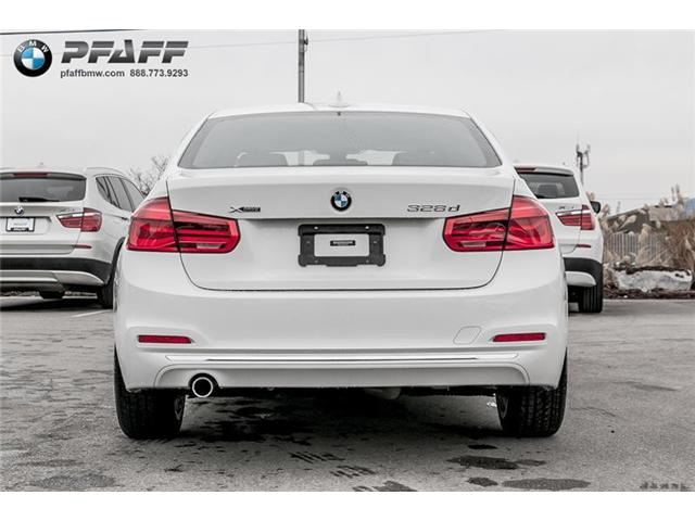 2016 BMW 328d xDrive (Stk: PR17190) in Mississauga - Image 4 of 18