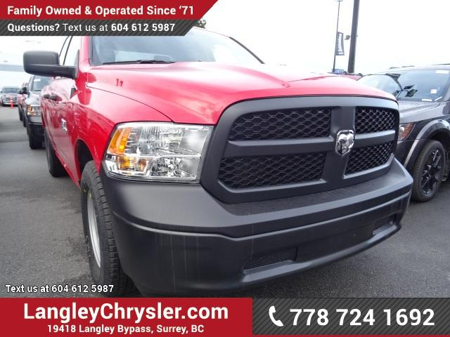 2017 RAM 1500 ST (Stk: H668621) in Surrey - Image 1 of 8