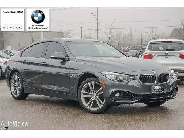 2016 BMW 428i xDrive Gran Coupe (Stk: PW3735) in Kitchener - Image 1 of 22
