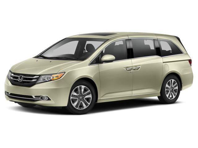 2017 Honda Odyssey Touring (Stk: Y17596) in Toronto - Image 1 of 2