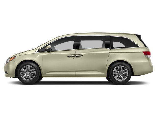 2017 Honda Odyssey Touring (Stk: Y17596) in Toronto - Image 2 of 2