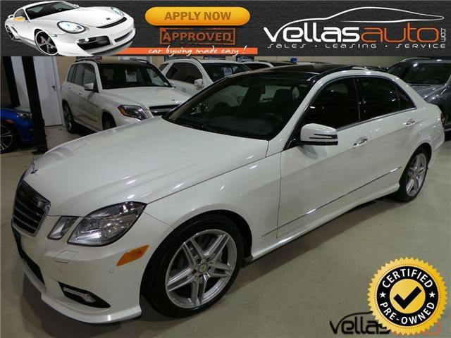 2011 Mercedes-Benz E-Class Base (Stk: NP2511) in Vaughan - Image 1 of 30