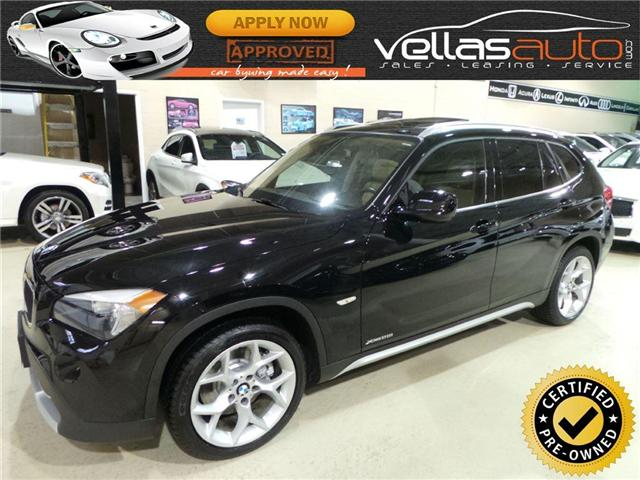 2012 BMW X1 xDrive28i (Stk: NP7231) in Vaughan - Image 1 of 27