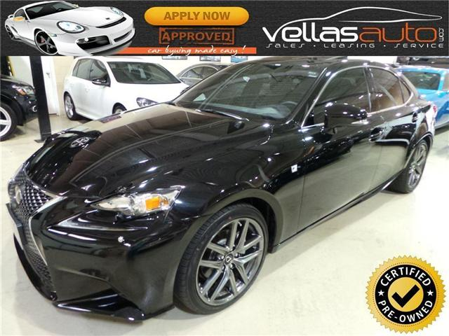 2015 Lexus IS 250  JTHCF1D23F5027331 NP7331 in Vaughan