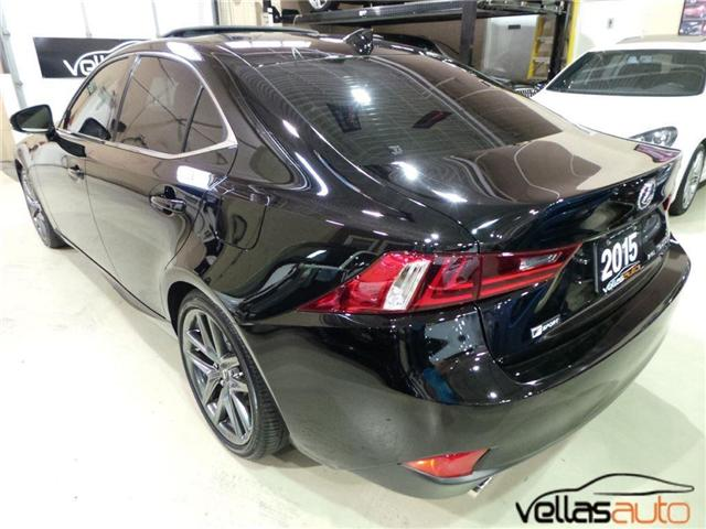 2015 Lexus IS 250  (Stk: NP7331) in Vaughan - Image 9 of 29