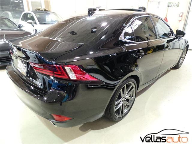 2015 Lexus IS 250  (Stk: NP7331) in Vaughan - Image 11 of 29