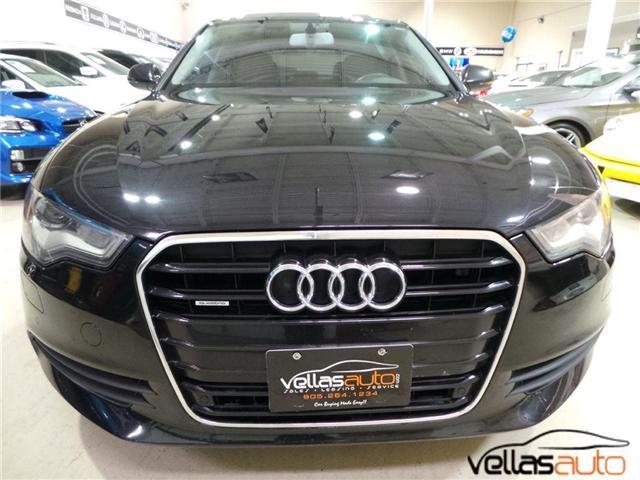 2014 Audi A6 2.0 Progressiv (Stk: TI5491) in Vaughan - Image 2 of 29