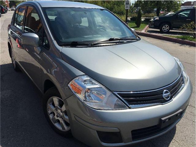 2010 Nissan Versa  (Stk: 3N1BC1) in Toronto - Image 1 of 13