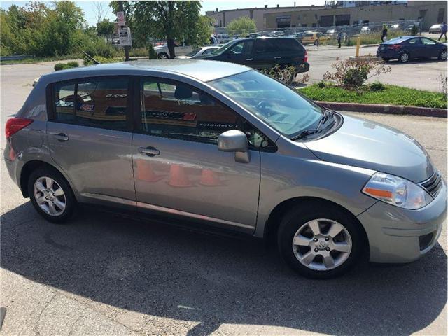 2010 Nissan Versa  (Stk: 3N1BC1) in Toronto - Image 2 of 13