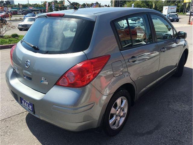 2010 Nissan Versa  (Stk: 3N1BC1) in Toronto - Image 3 of 13