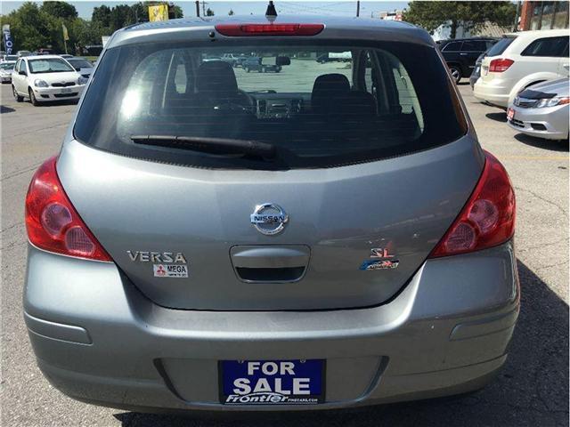 2010 Nissan Versa  (Stk: 3N1BC1) in Toronto - Image 4 of 13