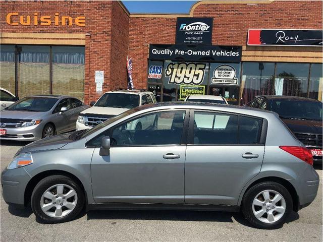 2010 Nissan Versa  (Stk: 3N1BC1) in Toronto - Image 6 of 13