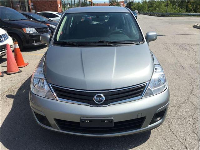2010 Nissan Versa  (Stk: 3N1BC1) in Toronto - Image 8 of 13