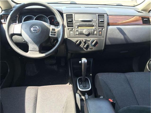 2010 Nissan Versa  (Stk: 3N1BC1) in Toronto - Image 10 of 13