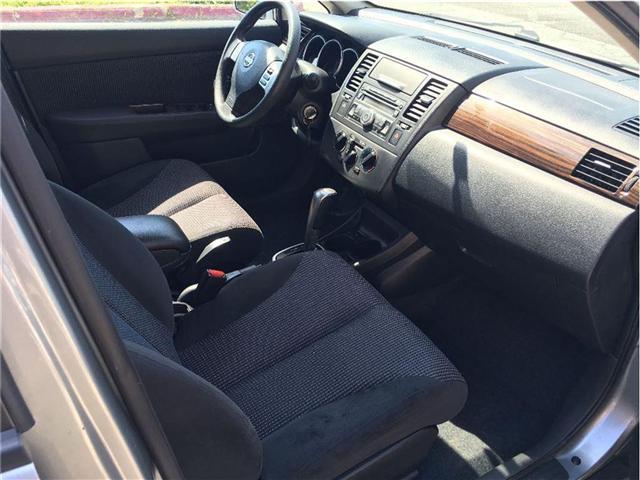 2010 Nissan Versa  (Stk: 3N1BC1) in Toronto - Image 12 of 13