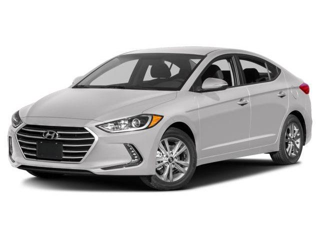 2017 Hyundai Elantra GL (Stk: 14258) in Thunder Bay - Image 1 of 9