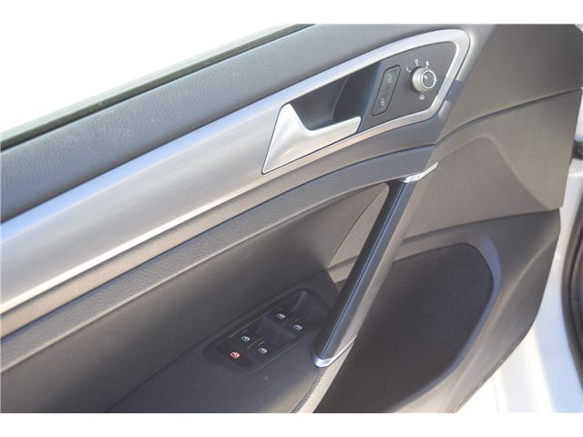 2016 Volkswagen Golf 1.8 TSI Trendline (Stk: 6163) in Regina - Image 9 of 30