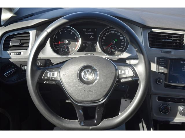 2016 Volkswagen Golf 1.8 TSI Trendline (Stk: 6163) in Regina - Image 15 of 30