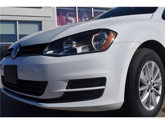 2016 Volkswagen Golf 1.8 TSI Trendline (Stk: 6163) in Regina - Image 28 of 30