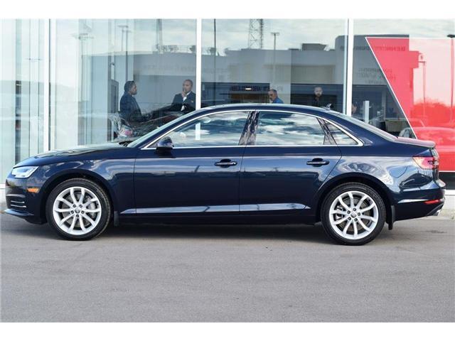 2017 Audi A4 2.0T Progressiv (Stk: 170062) in Regina - Image 7 of 42
