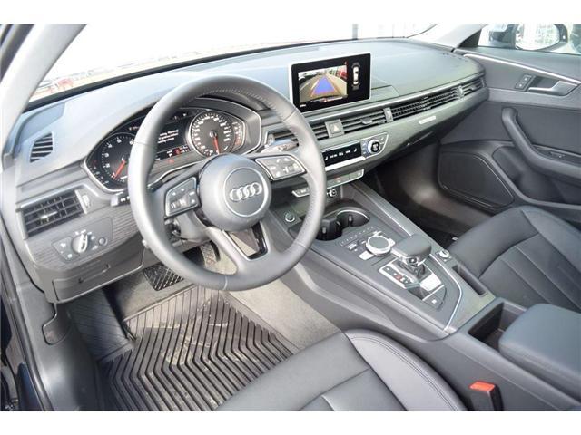 2017 Audi A4 2.0T Progressiv (Stk: 170062) in Regina - Image 14 of 42