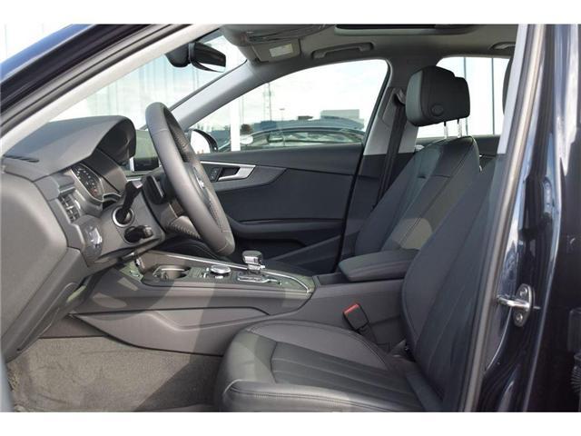 2017 Audi A4 2.0T Progressiv (Stk: 170062) in Regina - Image 17 of 42