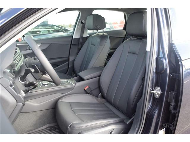 2017 Audi A4 2.0T Progressiv (Stk: 170062) in Regina - Image 18 of 42