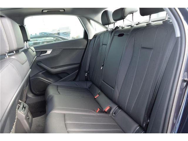 2017 Audi A4 2.0T Progressiv (Stk: 170062) in Regina - Image 21 of 42