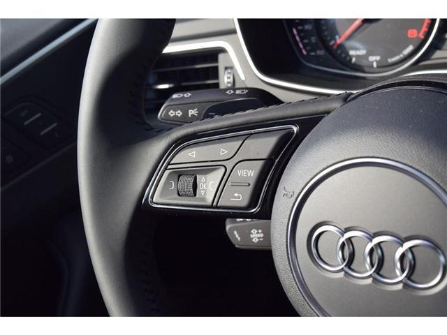 2017 Audi A4 2.0T Progressiv (Stk: 170062) in Regina - Image 28 of 42