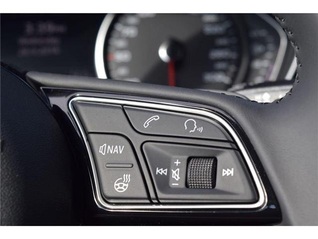 2017 Audi A4 2.0T Progressiv (Stk: 170062) in Regina - Image 31 of 42