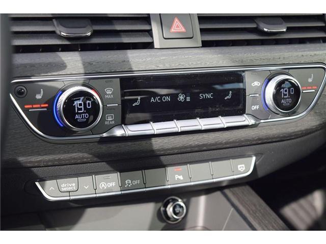 2017 Audi A4 2.0T Progressiv (Stk: 170062) in Regina - Image 37 of 42