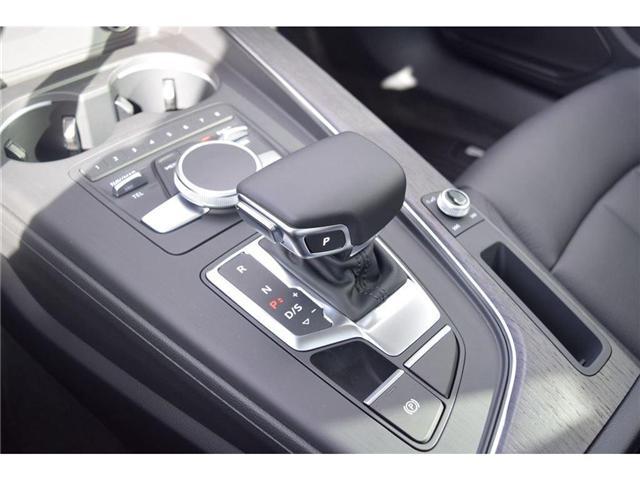 2017 Audi A4 2.0T Progressiv (Stk: 170062) in Regina - Image 40 of 42