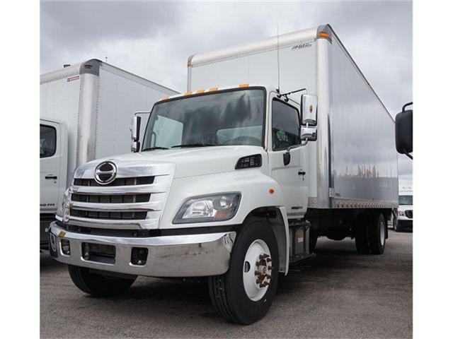 2018 Hino 338 w/26' Multivan Dry Van Body - (Stk: 338 STRAIGHT TRUCK) in Barrie - Image 1 of 6