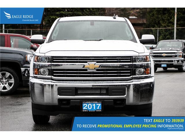2017 Chevrolet Silverado 2500HD LT (Stk: 79702A) in Coquitlam - Image 2 of 19