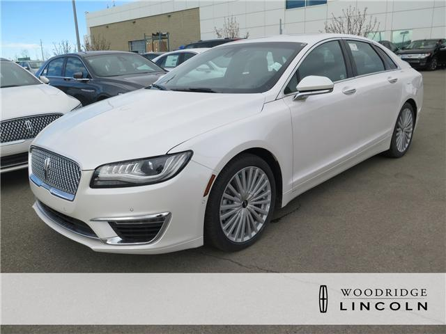 2017 Lincoln MKZ Reserve (Stk: H-175) in Calgary - Image 1 of 5