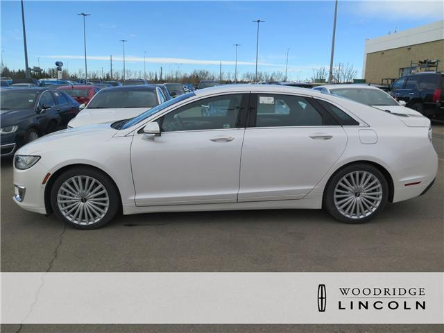 2017 Lincoln MKZ Reserve (Stk: H-175) in Calgary - Image 2 of 5